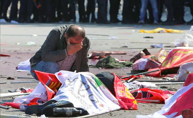 Turkey suicide bombing