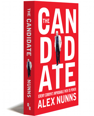 The Candidate by Trevor Nuns. Photo: OR Books