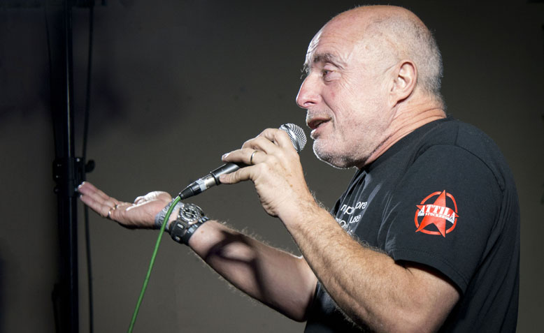 Attila the Stockbroker. Photo: Wikimedia Commons