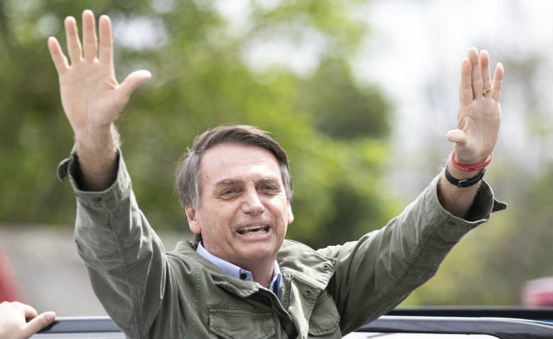 Jair Bolsonaro. Photo: Flickr/Jeso Carneiro