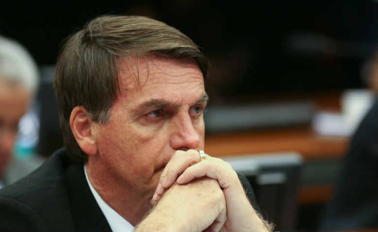 Jair Bolsonaro at the Council of Ethics. Photo: Wikimedia Commons