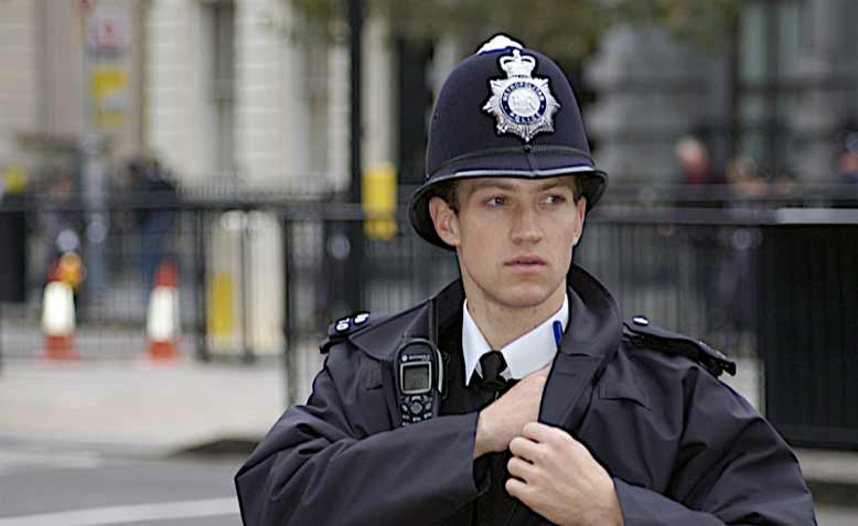 British policeman. Photo: Wikimedia Commons