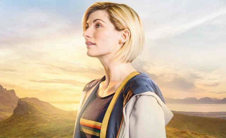 Jodie Whittaker as the 13th Doctor. Photo: BBC promotion