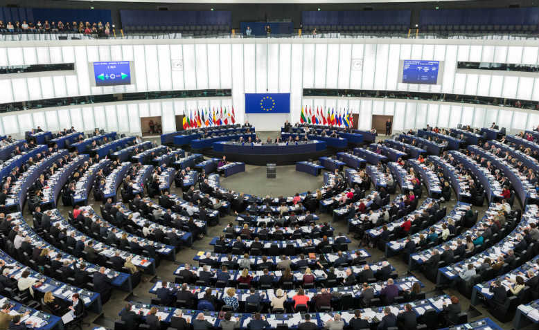 European Parliament. Photo: Wikimedia Commons