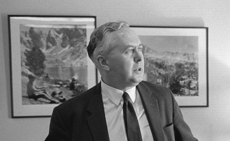 Harold Wilson. Photo: Wikimedia Commons