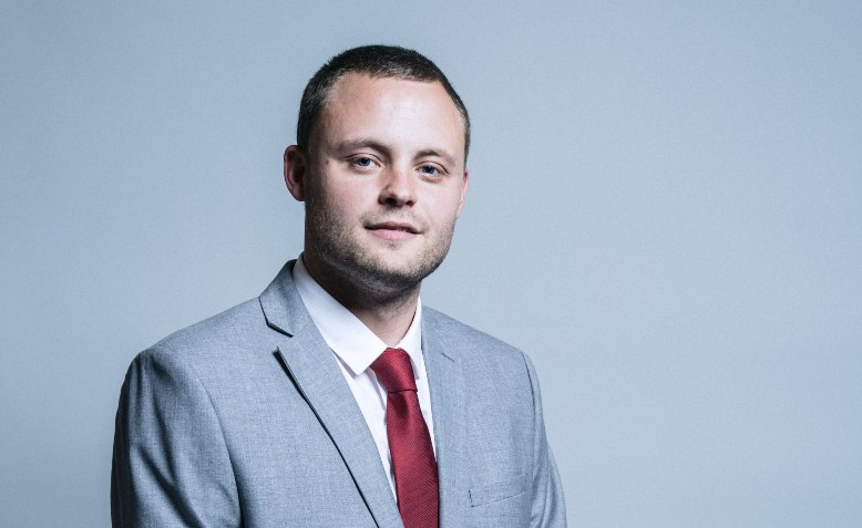 Ben Bradley MP. Photo: Chris McAndrew / Official UK Parliament portrait / cropped from original / CC BY 3.0 unported, license linked at bottom of article