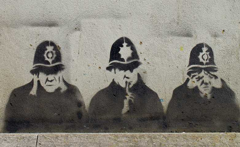 Graffiti in Easton. Photo: Kirsty Hall / Flickr / CC BY 2.0, license and original photo linked at bottom of article