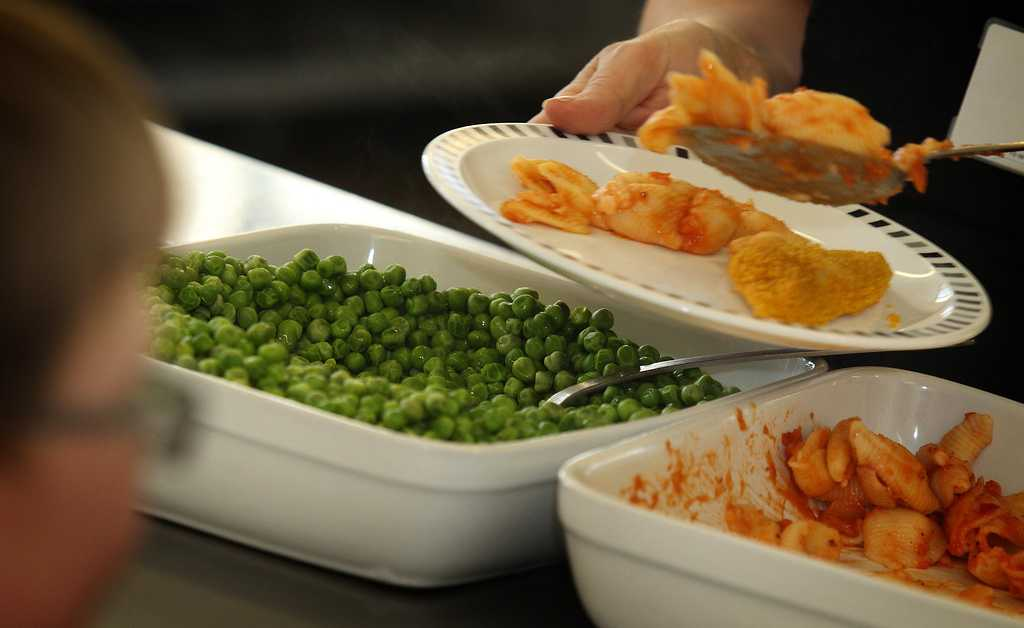 School Meals. Photo: Cheshire East Council/cropped from original/licensed under CC 2.0, linked at bottom of article
