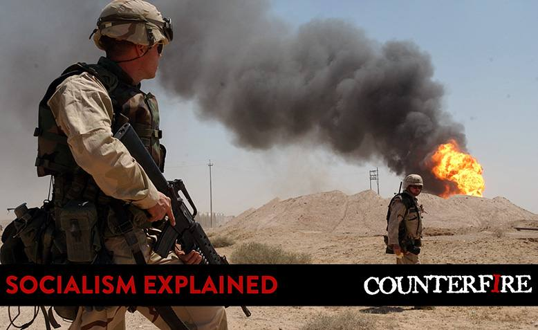 US soldiers in southern Iraq. Photo: US Navy / Public Domain
