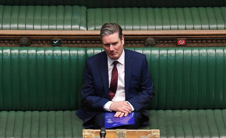 Keir Starmer. Photo: UK Parliament / Jessica Taylor / cropped from original / CC BY-NC 2.0, licence linked at bottom of article