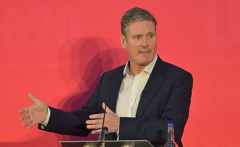 Keir Starmer, Photo: Rwendland / cropped from original / licensed under CC BY-SA 4.0