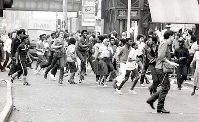 race relations in france in the 1980s essay