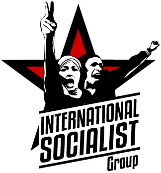 International Socialist Group Scotland logo