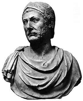 Hannibal of Carthage, enemy of Rome
