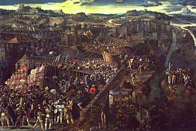 The Battle of Pavia (1525) - a clash of rival 'new monarchs'