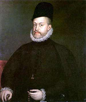 Philip II - the gloomy Spanish despot who was the embodiment of the Counter-Reformation