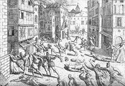 Antwerp massacre