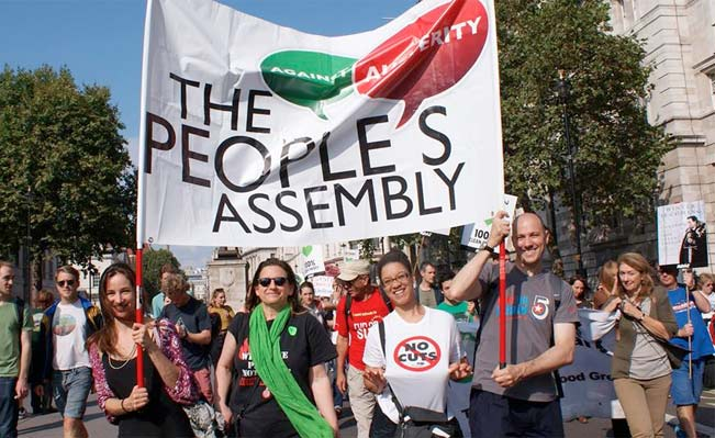 The People's Assembly on the People's Climate March