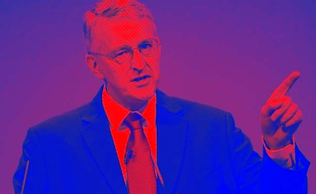 Labour front bencher Hilary Benn has indicated he could support the Tories over Syria bombing vote