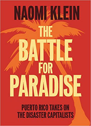 The Battle for Paradise cover