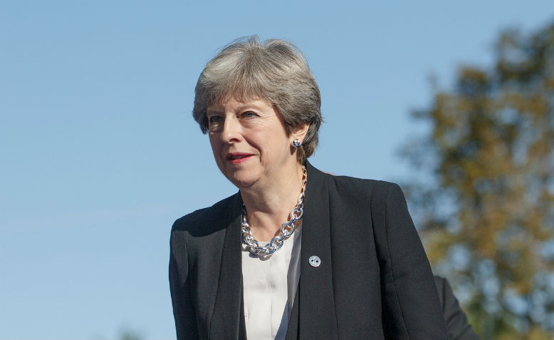 Theresa May. Photo: Flickr/EU2017EE Estonian Presidency