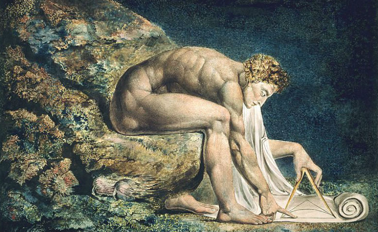 William Blake's Newton