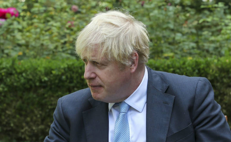 Boris Johnson. Photo: Flickr/Number10