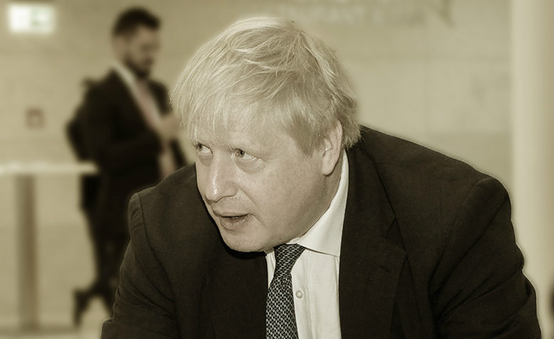 Boris Johnson Photo: Wikimedia Commons