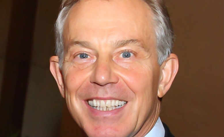 Tony Blair in 2011