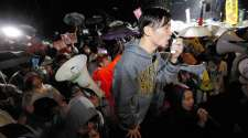 Japanese protest movements signal new political energy