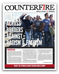Unite across borders against racism & fascism: Counterfire tabloid March 2016