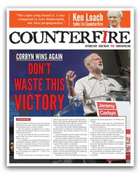 Don't waste this victory: Counterfire freesheet October 2016