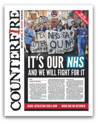 Its our NHS and we'll fight for it - Counterfire freesheet March 2017