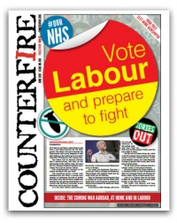 Vote Labour and prepare to fight - Counterfire freesheet May 2017