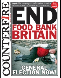 End Foodbank Britain: General Election Now - Counterfire Freesheet December 2018