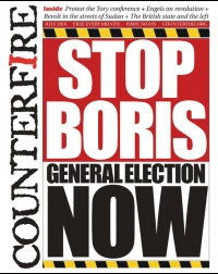 Stop Boris: General Election Now - Counterfire Freesheet July 2019