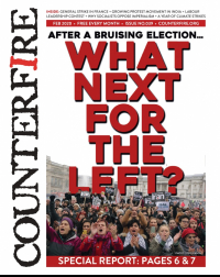 After a bruising election... What next for the left? - Counterfire Freesheet January 2020
