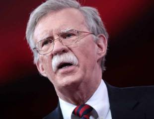 Bolton's gone but an oil war could be about to start - weekly briefing