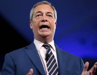 The resistable rise of Nigel Farage
