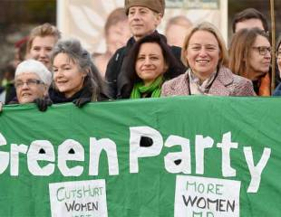 The Green surge and the new politics in Britain