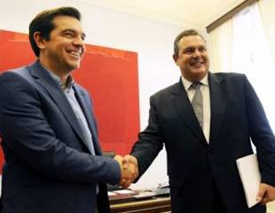 Some thoughts on the deal between Syriza and the Independent Greeks