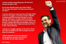 Alexis Tsipras: 'History knocking on our door'