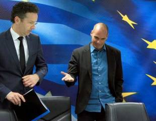 Syriza versus the Troika: the first week