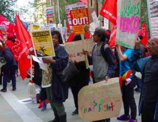 Unity and persistence have paid off for Barts workers