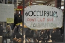 #OccupyUAL: our creativity none of your business