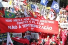 'Let's stop Brazil' - workers to stage general strike in defence of their rights