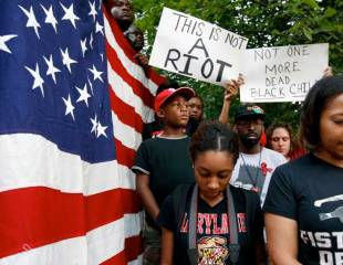 Militarised racism and the Ferguson rebellion