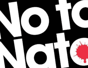 Stop Nato setting fire to the world - protest on August 30