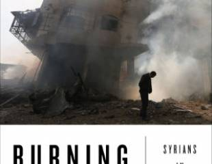 Burning Country: Syrians in War and Revolution
