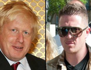 Boris Robinson and Tommy Johnson: two sides of the same racist coin – weekly briefing